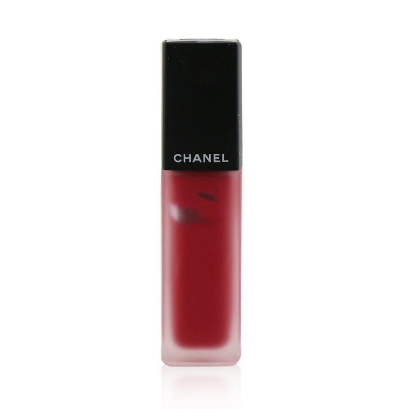 Chanel 香奈儿  炫亮魅力印记唇釉(哑光)- # 812 Rose-Rouge6ml  #818 True Red 防水+持久 显色高级