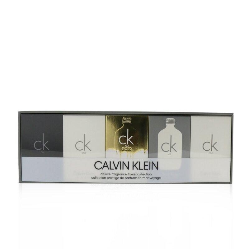 Calvin Klein 卡尔文·克莱 CK迷你香水组合  性感迷人 持久留香