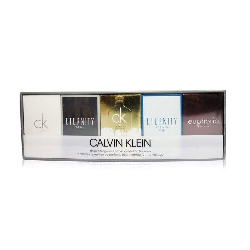 Calvin Klein 卡尔文·克莱 迷你香水套装 持久留香 迷人清新 5*10ml