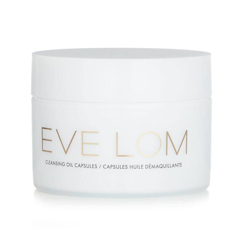 Eve Lom 夏娃洛美 胶囊卸妆油 50caps 使皮肤柔软水润长达12小时