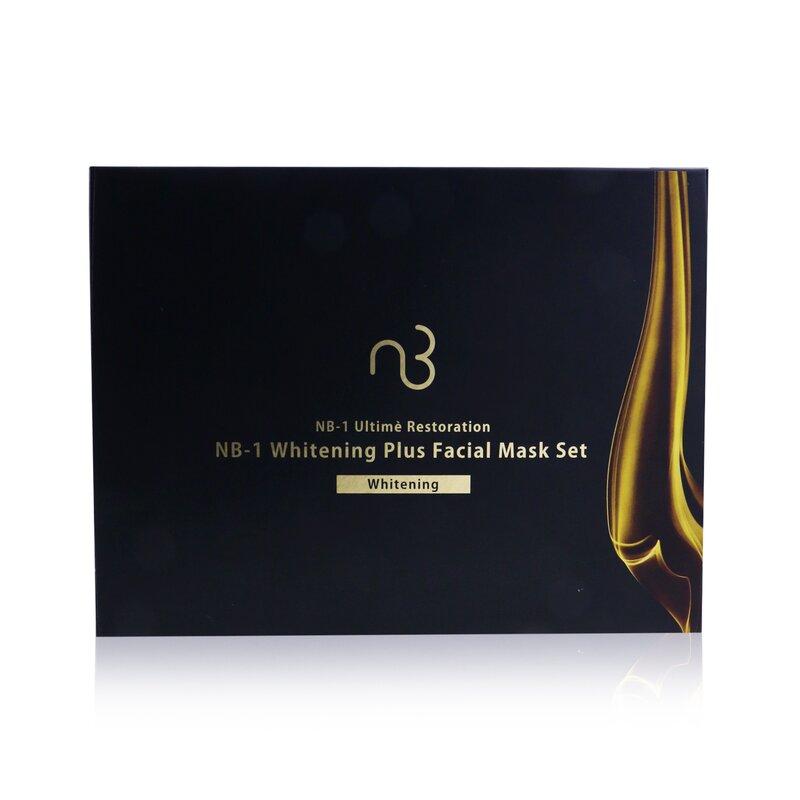 Natural Beauty 自然美 NB-1 深层美白敷面软膜组合 6applications
