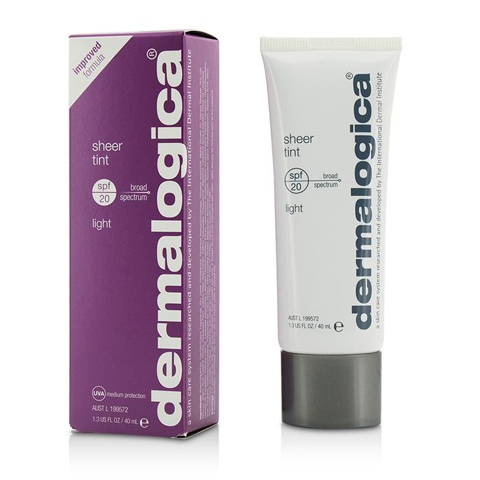 Dermalogica Sheer Tint Moisture Spf20 Light 40ml 1 3oz