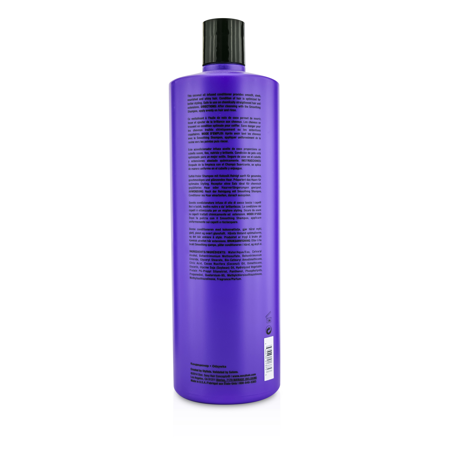 Smoothsexyhair Sulfatefree Smoothing Conditioner Ebay