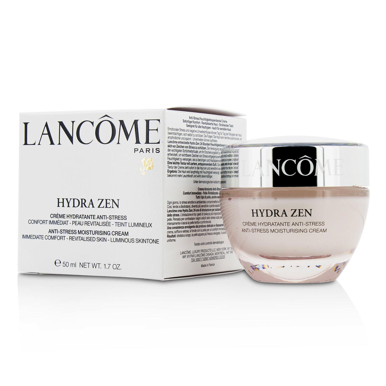 Lancome Hydra Zen Anti Stress Moisturising Cream All Skin Types Ebay Lancme Gel 50ml