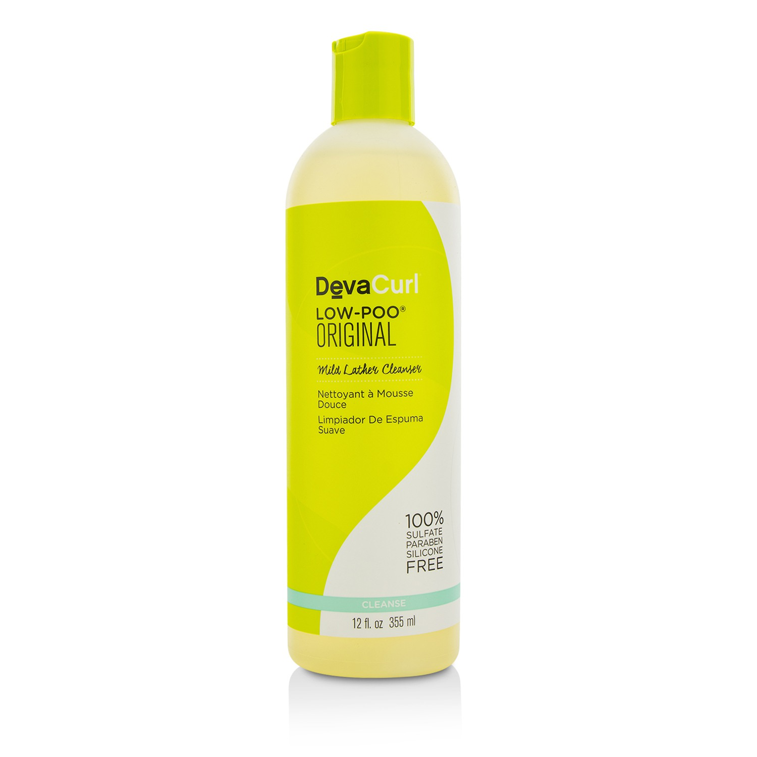 DevaCurl Low Poo Delight Litre | Aura Hair Group
