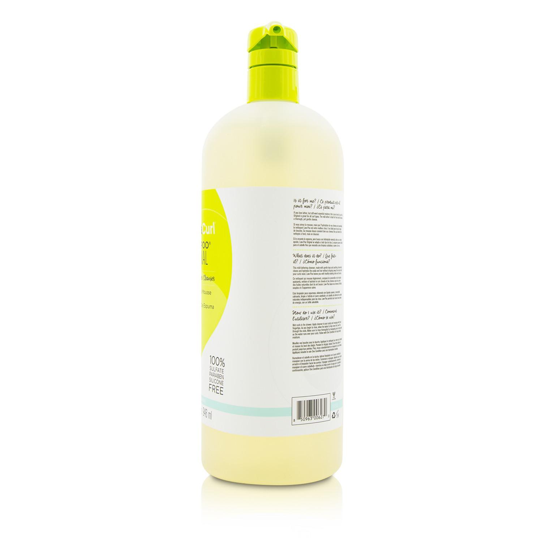 Devacurl Low Poo Original Mild Lather Cleanser For Curly Hair Ebay