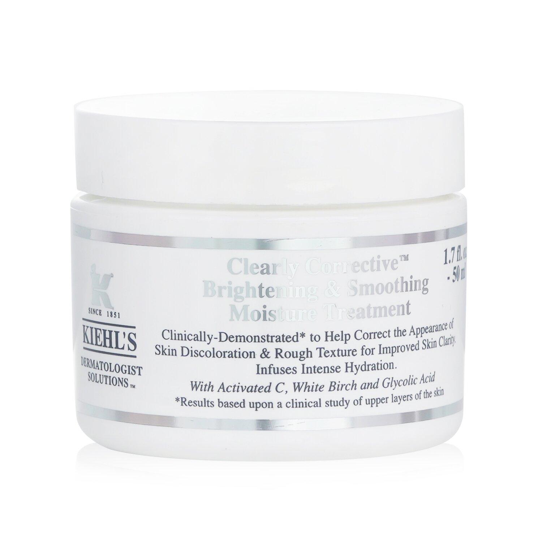 Kiehl's 科颜氏 医学维C亮白透滑水嫩啫喱 平滑皮肤表面 亮肤润肤 提供24小时水合作用  50ml