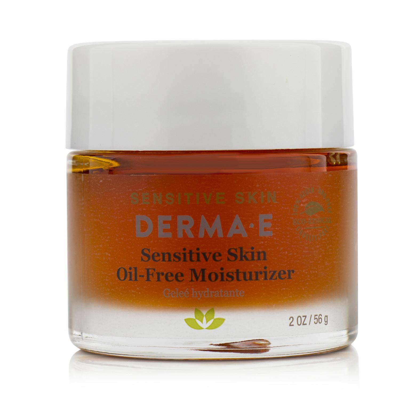 Derma E Sensitive Skin Oil-Free Moisturizer  56g/2oz Perlier Extreme Regenovive Night Renewal Serum (1.0 Fl. Oz.)