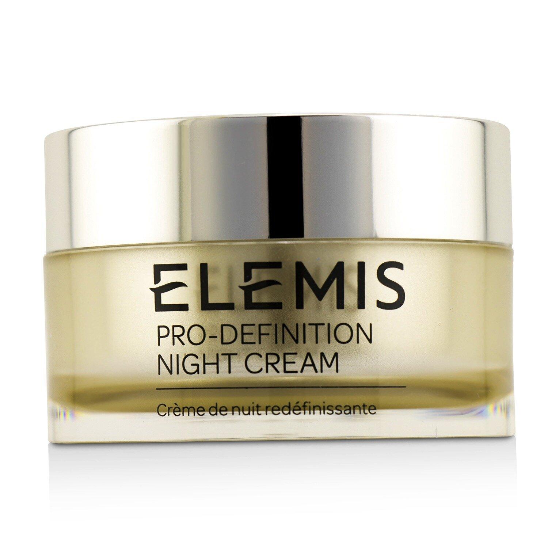Elemis Pro-Definition Day Cream  50ml/1.6oz Clarks Botanicals Smoothing Marine Cream, 1.7 oz.