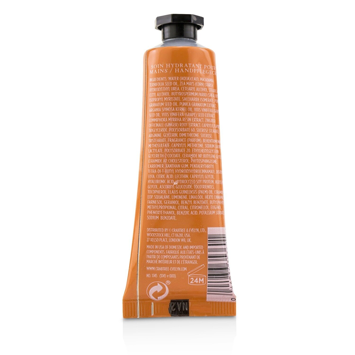 Crabtree-amp-Evelyn-Pomegranate-amp-Argan-Oil-Nourishing-Hand-Therapy thumbnail 8